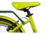 s'cool chiX pro 20-3 kinderfiets geel/groen